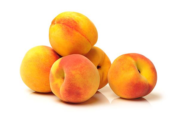 Rubidoux Peach Clausen Nursery